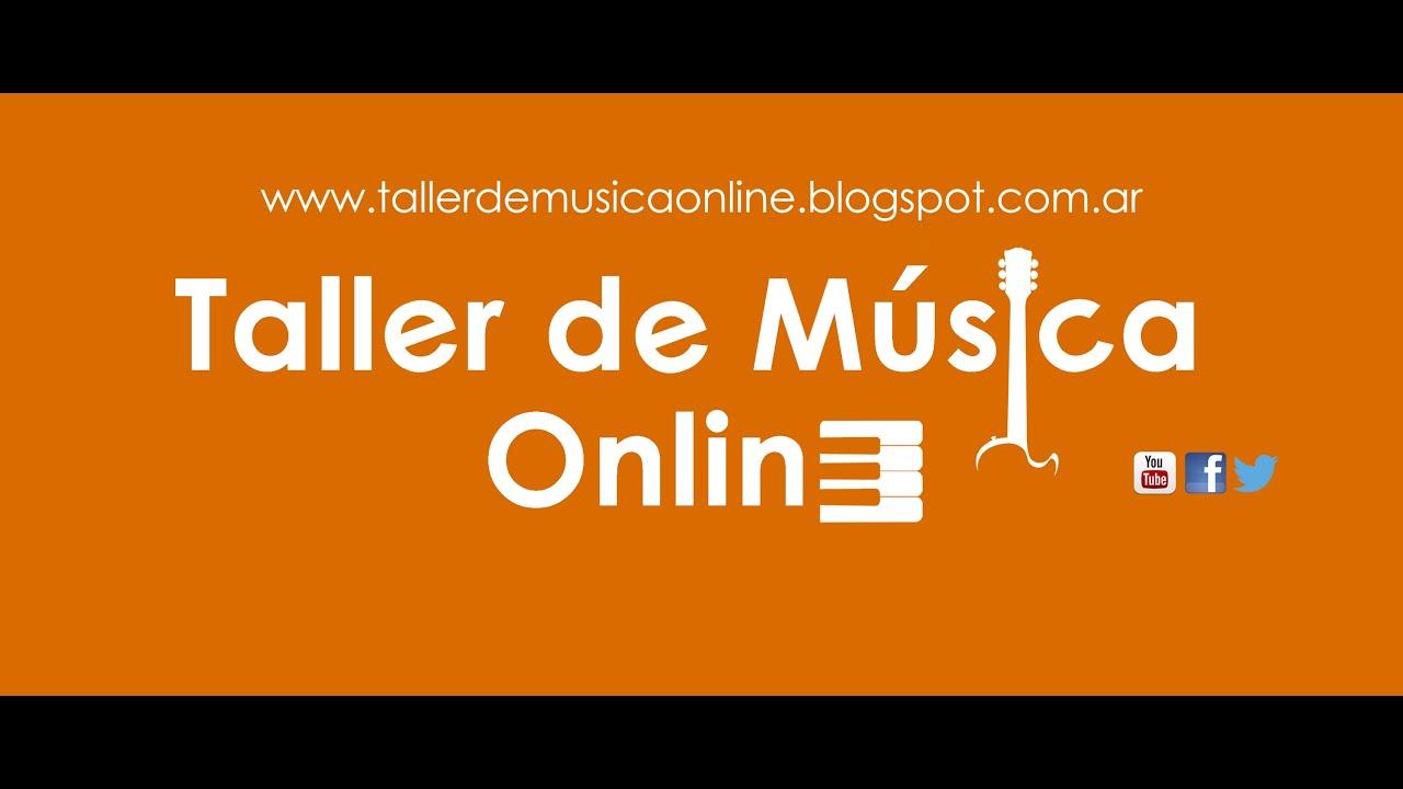 Taller de Música Online