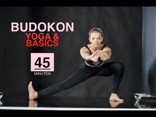 Budokon Yogaflow & Basics | Arme, Schulter, Core | Stärke, Flexibilität, Mobilität | YinYangYoga