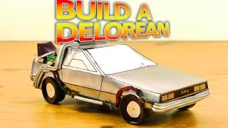 Make The Back To The Future Delorean
