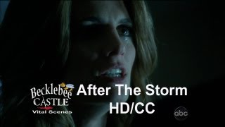 "Castle 5x01  ""After The Storm""  - Beckett Confronts Her Mother"