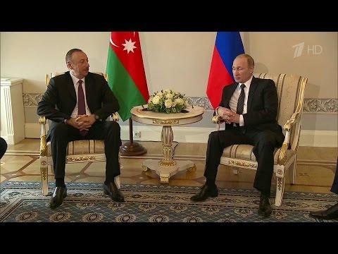 Президенты РФ, Армении и Азербайджана достигли понимания по ряду вопросов.