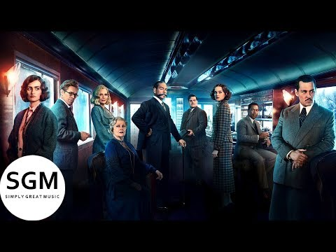 11. Mrs. Hubbard (Murder On The Orient Express Soundtrack)
