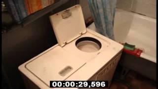 видео Ремонт стиральной машины Сибирь-6