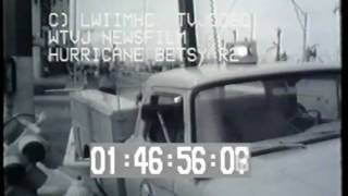 Hurricane Betsy 1965 Part-5 - Storm Continues & Damage is Assessed!