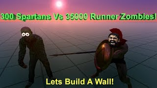 I Will Build A Wall!- Ultimate Epic Battle Simulator!