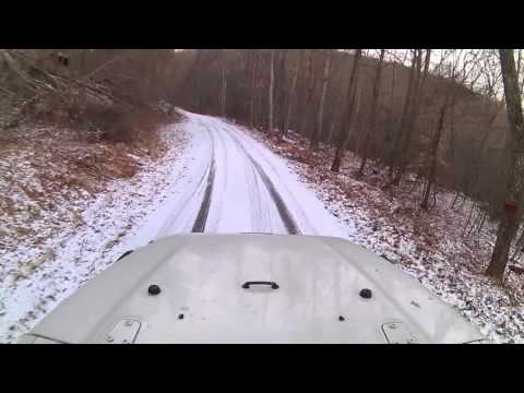 MDYeti in the MD Water Shed first sign of snow