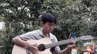 Tình đơn phương 2 - 只因你傷心  guitar solo fingerstyle version Lam Trường