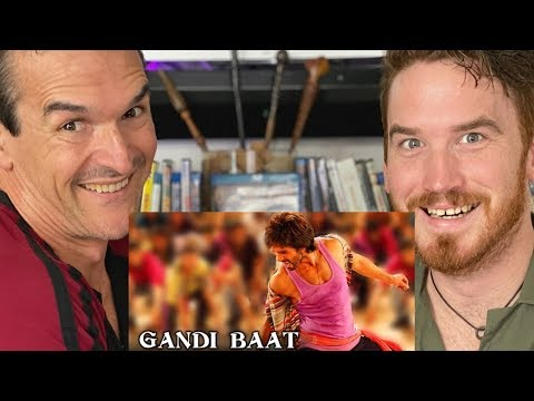 Gandi Baat Song REACTION!! | R...RAJKUMAR | Shahid Kapoor |Prabhu Deva