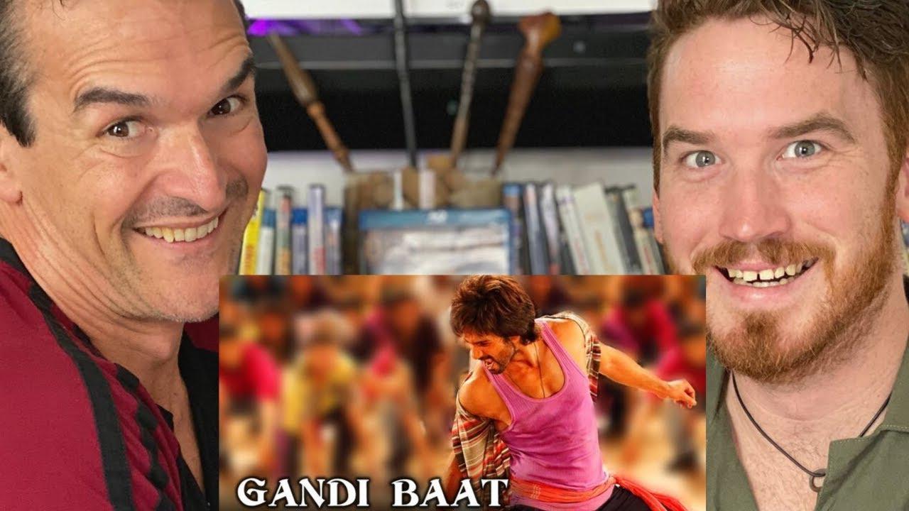 Gandi Baat Song REACTION!! | R...RAJKUMAR | Shahid Kapoor |Prabhu Deva