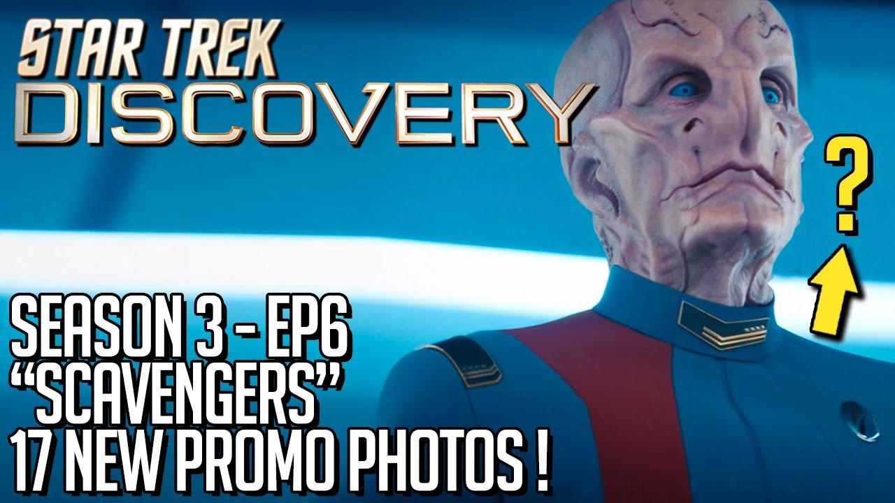 Star Trek Discovery Season 3 Episode 6 - New Promo Photos!