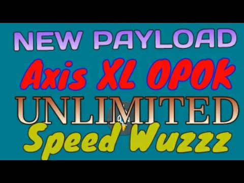 [new] payload axis xl opok unlimited Speed Wuzz