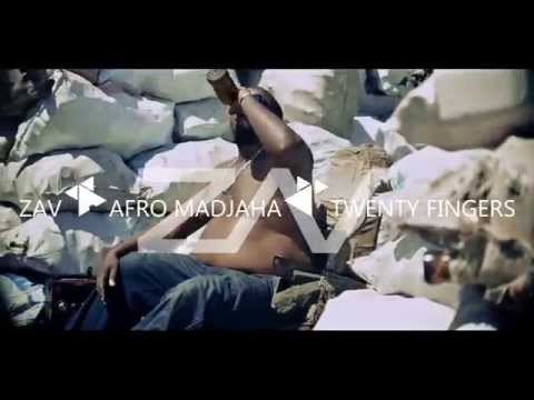 Zav Feat Afro Madjahas - Makinela (Official Music Video HD)