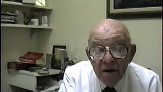 Samuel Tasker MD (Part 2 of 2) with S.H. Shakman, 1995, on Autohemotherapy, Smallpox Vaccine, etc.