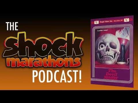 THE DEVIL MASTER (1977) aka DEMON LOVER THE SHOCKMARATHONS PODCAST! Ep. #1