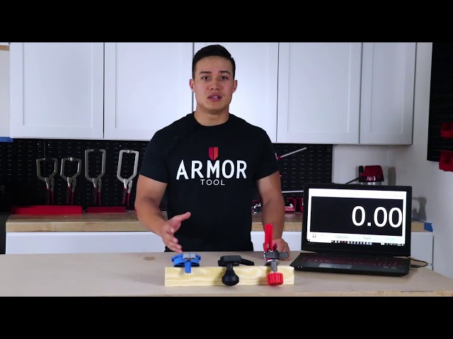 Part. 2:  Armor Tool In-Line Dog Clamp Competitor Comparison