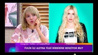 Fulin ile Aleyna Tilki benziyor mu?