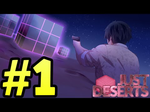 AY LMAOS RUBIKS CUBES! | Just Deserts - Part 1 | Anime | PC | Dating Sim