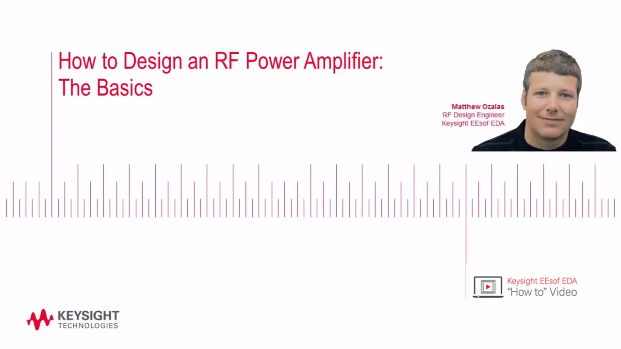 how to design an rf power amplifier the basics youtube. Black Bedroom Furniture Sets. Home Design Ideas