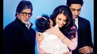 Aradhya Bachchan's Birthday Celebration