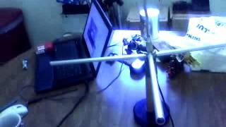 Homebrew 2 Meter Ground Plane Antenna