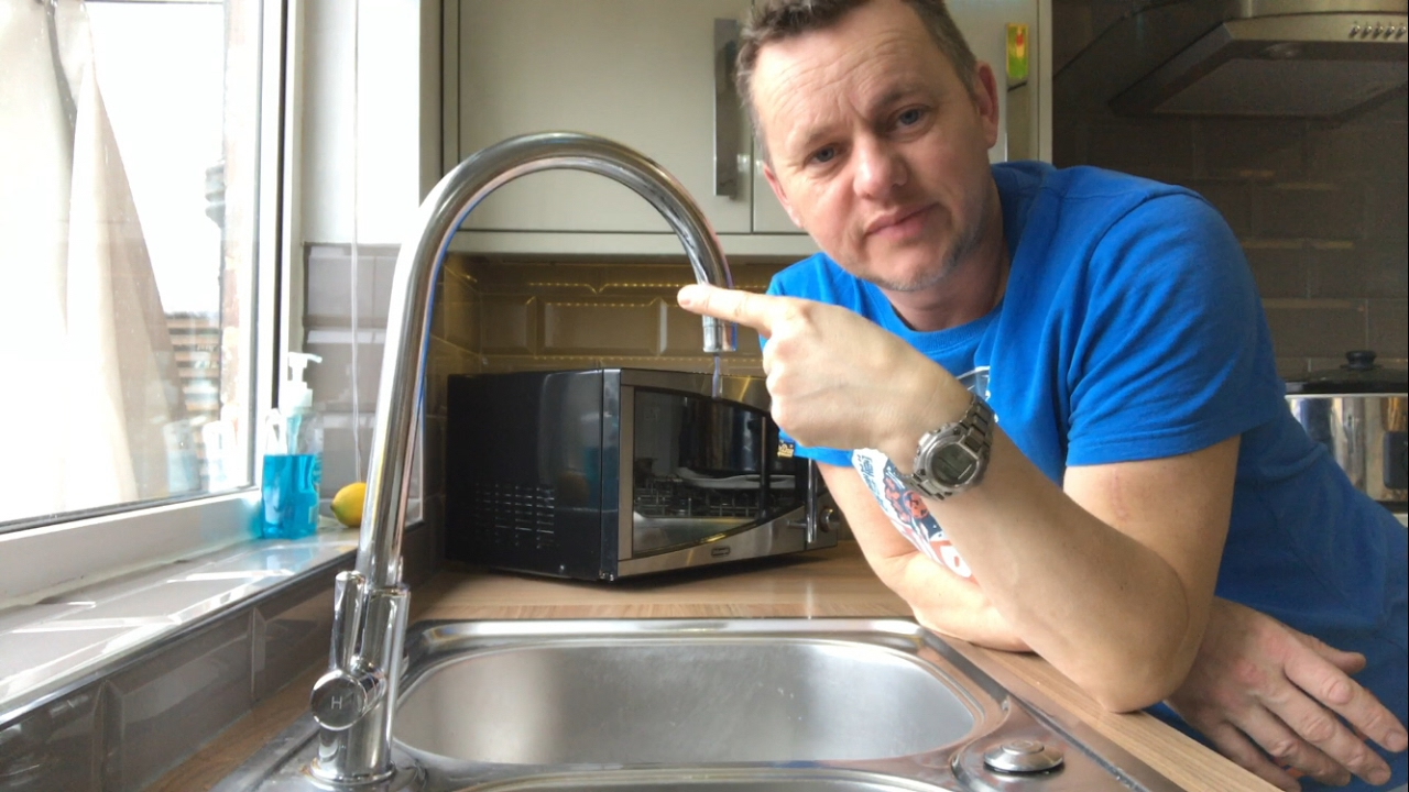 How To Stop A Kitchen Sink From Dripping