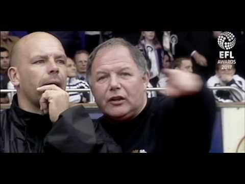 EFL Awards: Barry Fry - Outstanding Contribution to League Football