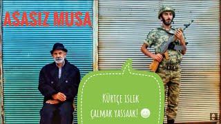 Islık Sahnesi Asasız Musa filmi