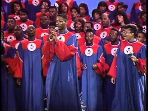 Mississippi Mass Choir - I Won't Turn Back