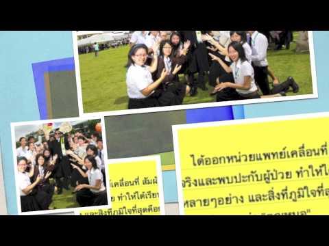 แพทย์แผนไทยประยุกต์ ธรรมศาสตร์