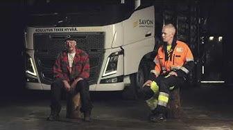 Savon ammattiopisto osa 6/6 kuljetus huolto tehokas puutavarakoulutus