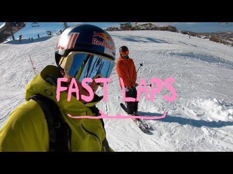 Perisher Fast Laps / Sebastian & Øystein