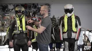 Helite Turlte Airbag Vest - kamizelka motocyklowa z poduszką powietrzną