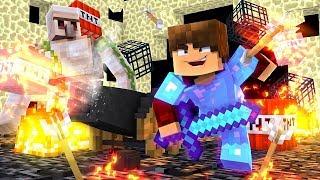 INVADINDO BASE - FACTIONS GALAXY #05 (Minecraft)