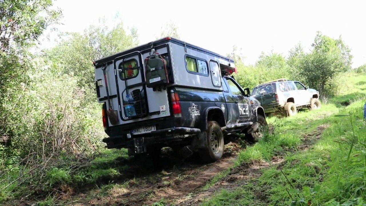 Off Road Truck Camper