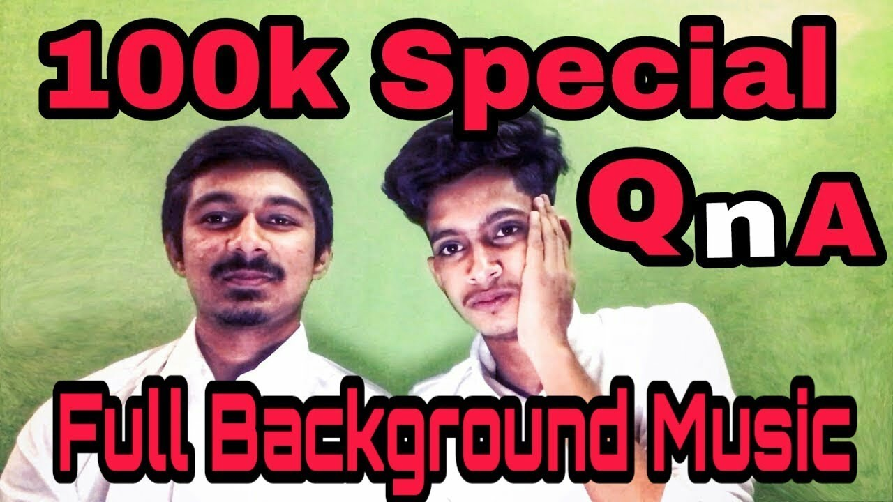 Question and Answer | Full Background Music | 100k ...