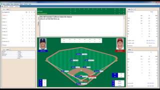 Diamond Mind Baseball 2015 LA Angels Game 134 vs Texas