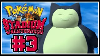 Pokemon Stadium: Detailed Walkthrough #003 - Poke Cup: Great Ball Greatness!