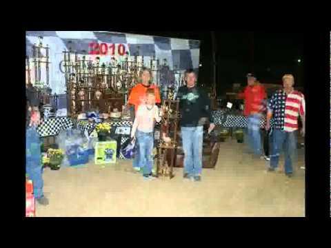 Crowley's Ridge Raceway 2010 Points Champions