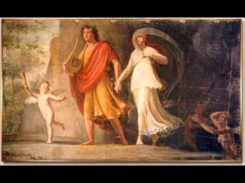 Orfeo - Tu sei morta Monteverdi