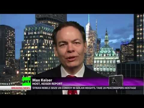 Max Keiser on Bitcoin Currency   with Max Keiser