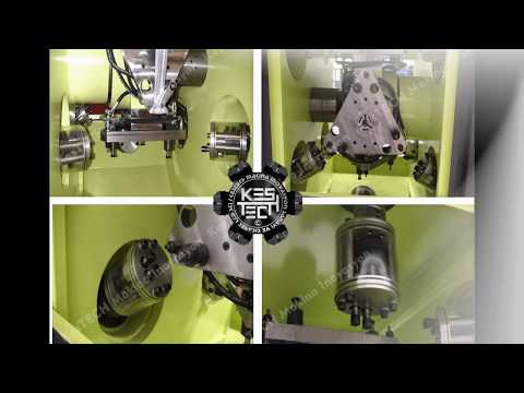 Kes Tech Innovation - CNC Pro Start - Drum Flange Machining