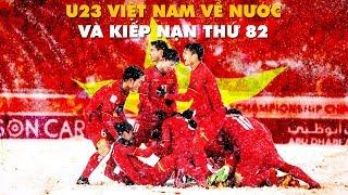 Bản tin Troll Bóng Đá số 114: U23 Việt Nam về nước và kiếp nạn thứ 82.