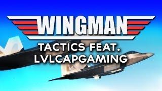 Wingman Tactics - feat. LVLCAP - Booping Revenge