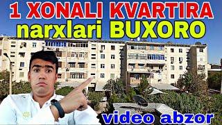 FAQAT 1 XONALI KVARTIRA NARXLARI BUXORO // ТОЛЬКО 1 КОМНАТНАЯ КВАРТИРЫ БУХАРА .