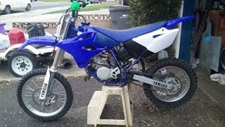 Yz85 crank shaft failure with devastating consequences