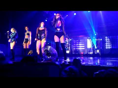 Little mix - Little me + record of Perrie´s highnote - live @ get weird tour barcelona