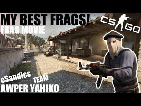 CS:GO | BEST OF YAHIKO CZE | FRAG MOVIE [AWPER EDITION]