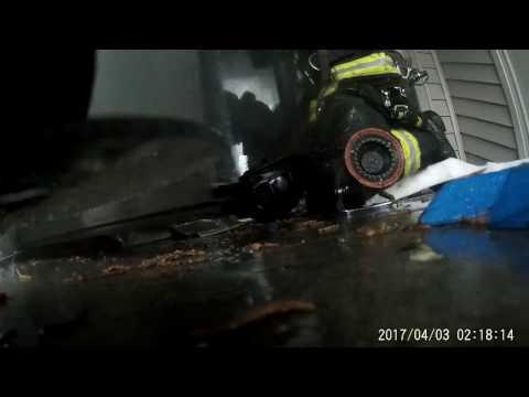 Apartment Fire, Irmo S.C.