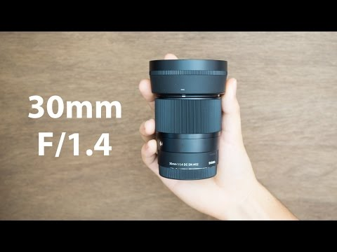 Sigma 30mm f/1.4 DC DN Review Hands-On Field Test