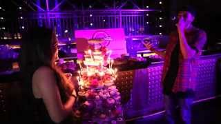 Madison Pettis Sweet 16 Party